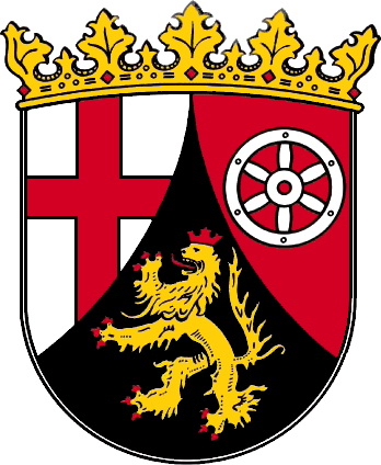 Coat of arms of Rhineland-Palantinate