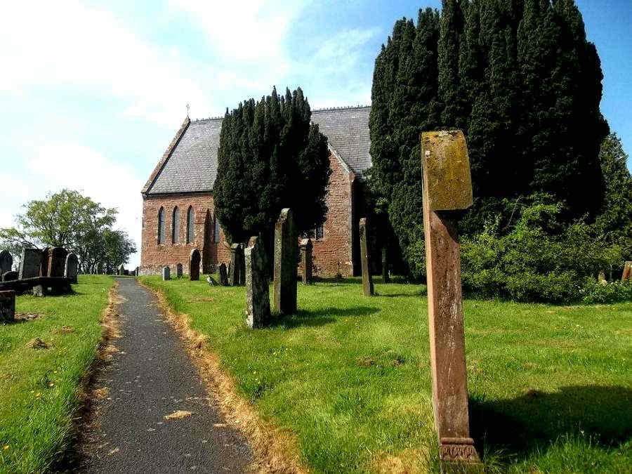 St Clares Chapel, Barnard Castle, Durham
