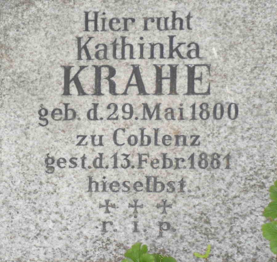 Katinka Krahe