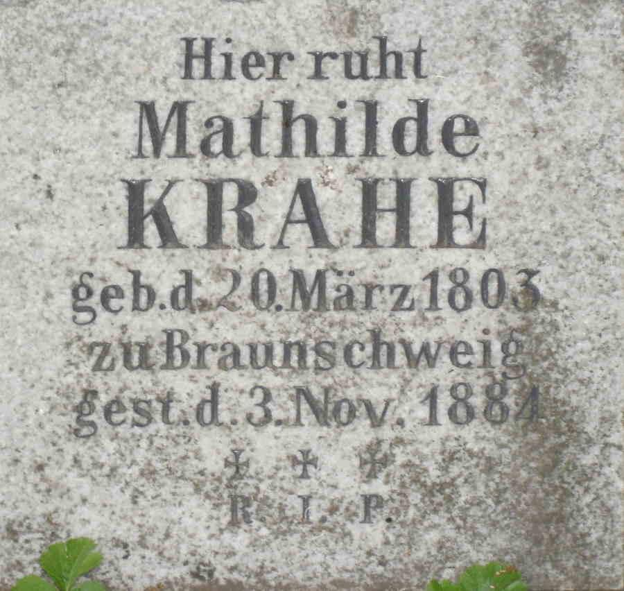 Mathilde Krahe
