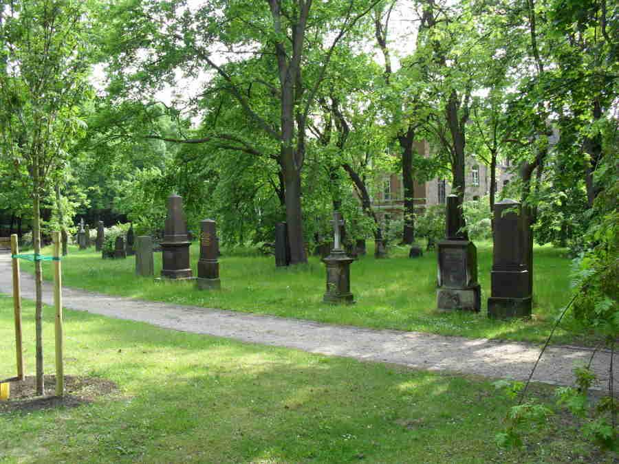 Brunswick, St Magnus Cemetery, Germany