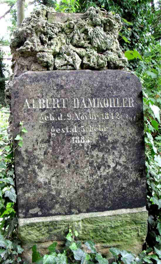 Albert Damkoehler
