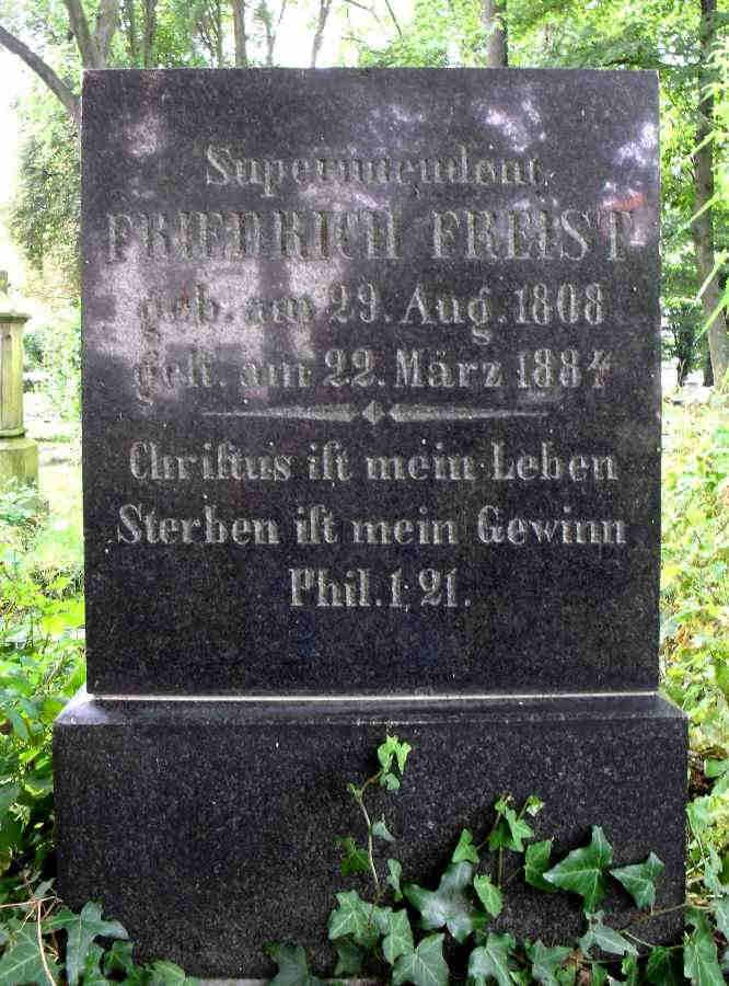 Friedrich Freist