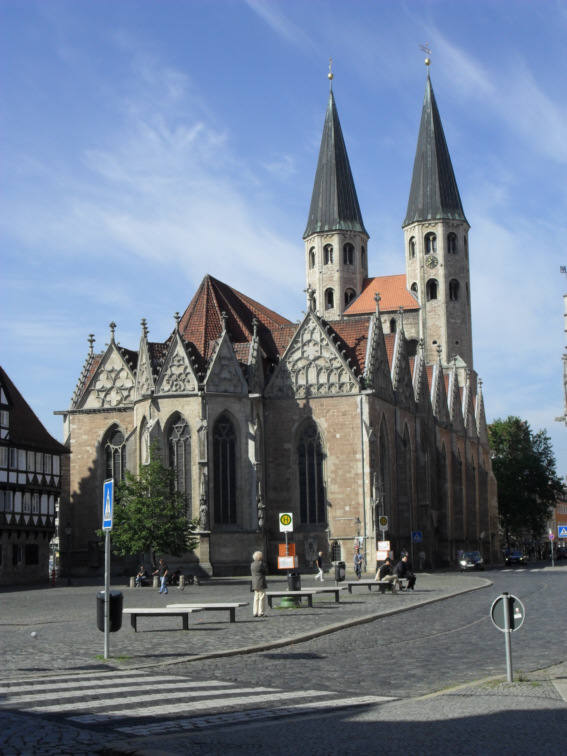 St Martini, Brunswick, Lower Saxony, Germany