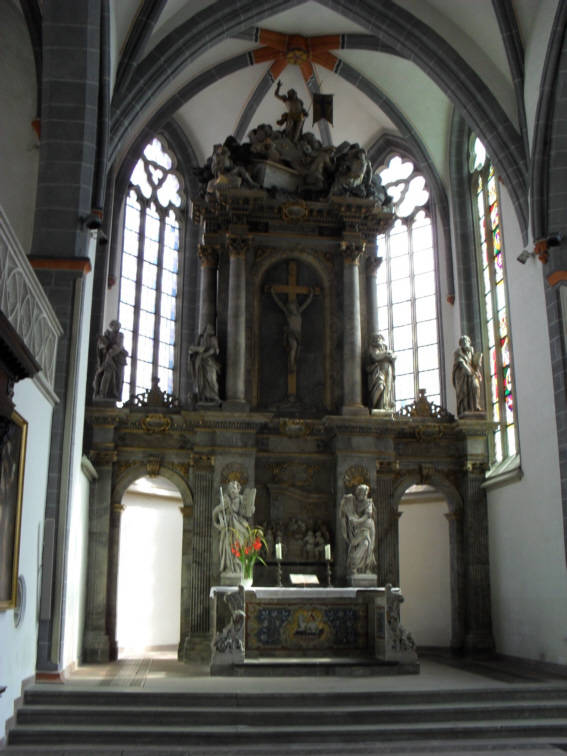 St Matini, Brunswick, Lower Saxony, Germany