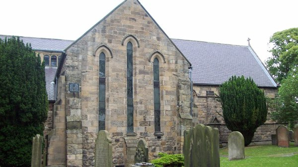 St Andrews, Corbridge, Northumberland, UK