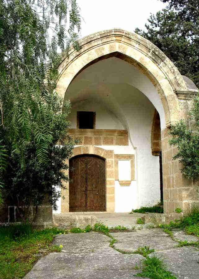 Greek-Orthodox Chapel, Lapta, Girne, North-Cypres