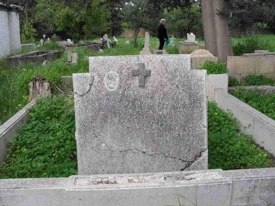A grave