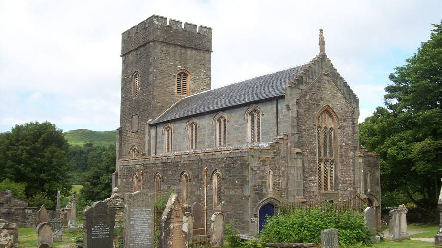 Kilmartin Church, Argyll and Bute, Scotland, UK