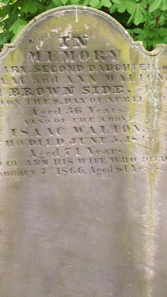 Gravestone Charles John Merry