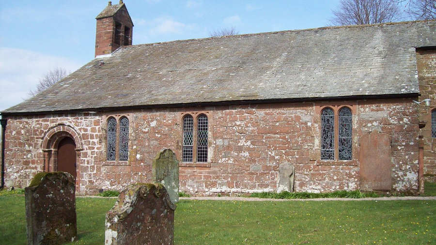 St Cuthbert, Milburn, Cumbria, UK