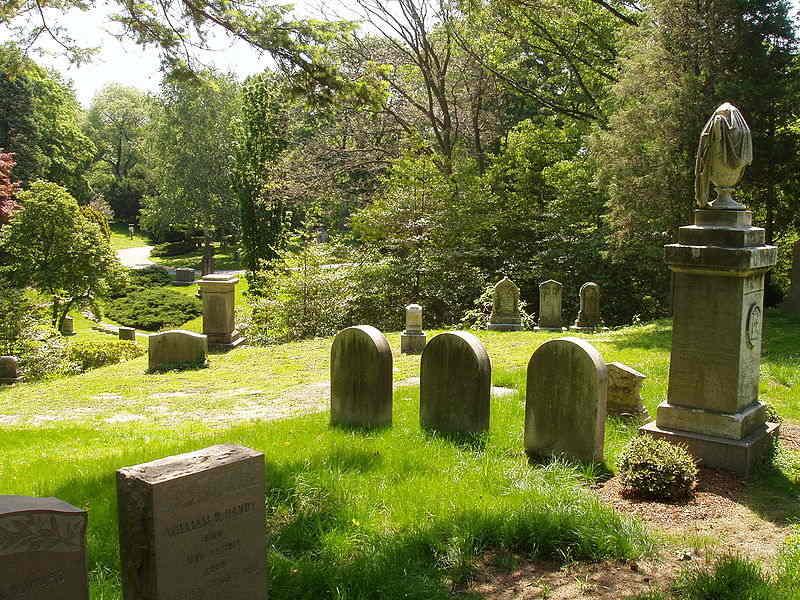 Mount Auburn Cemetry, Cambridge, Massachusetts, USA