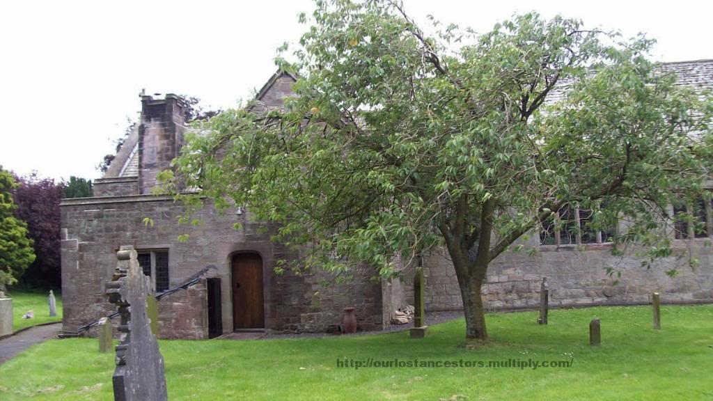 St Michael, Shap, Cumbria
