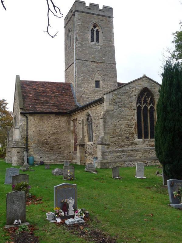 St Thomas Church, Simpson, Milton Keynes