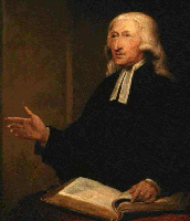 John Wesley - The founder of the Methodist Church