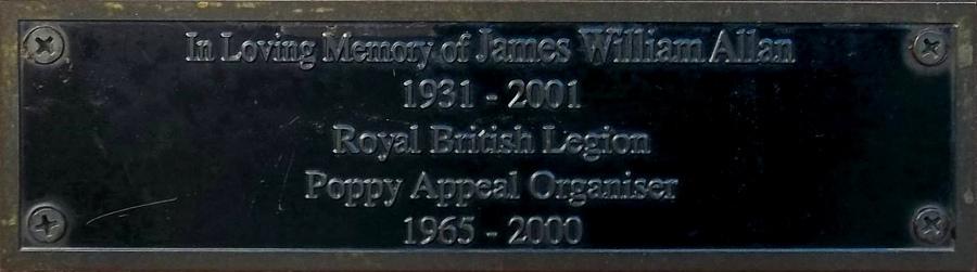 James William Allan