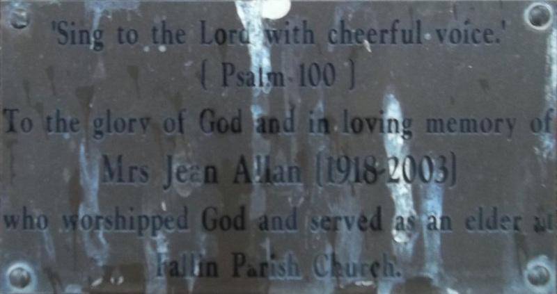 Jean Allan
