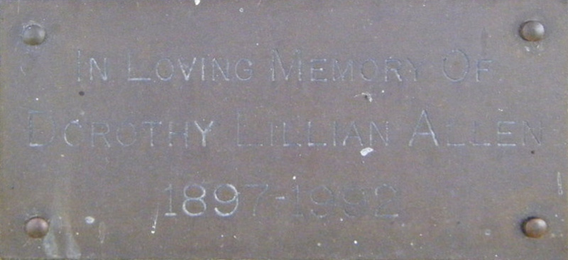 Dorothy Lillian Allen