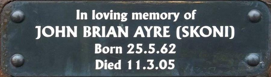 John Brian Ayre