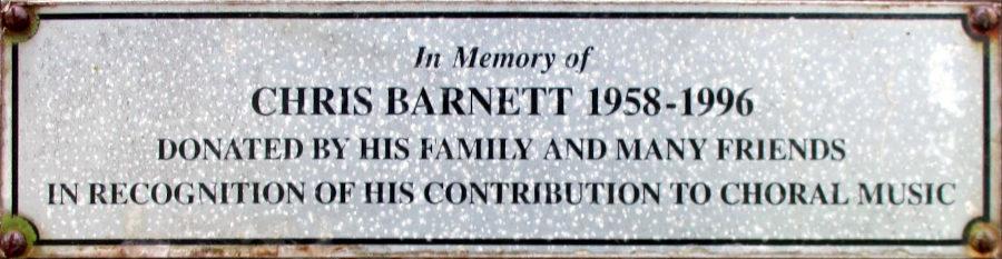 Cris Barnett
