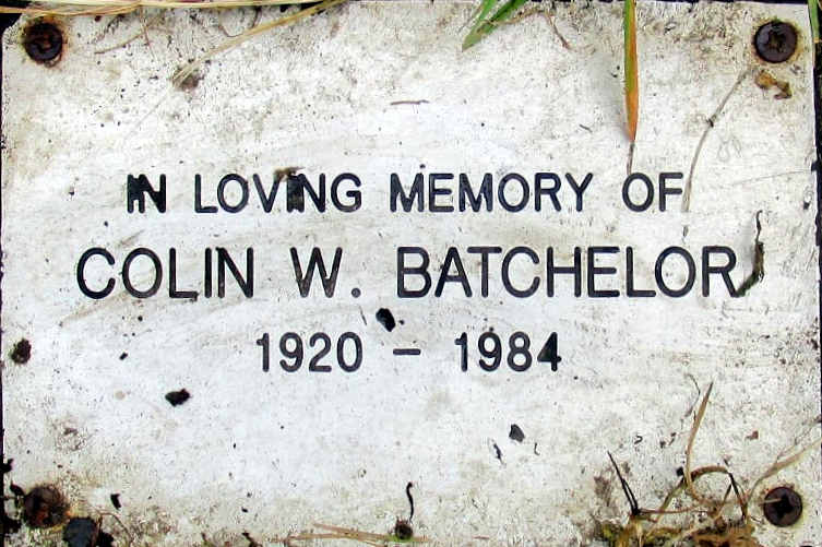 Colin W. Batchelor
