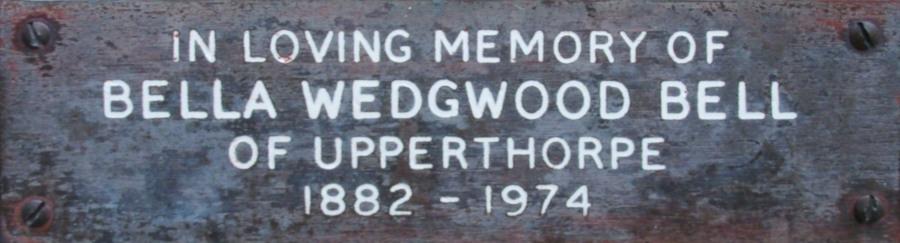 Bella Wedgewood Bell