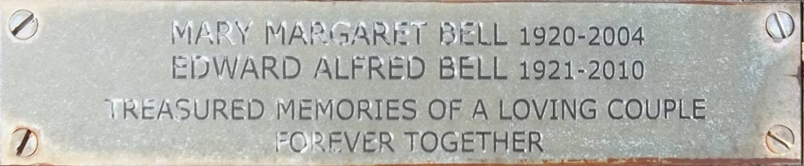Mary Margaret and Edward Alfred Bell