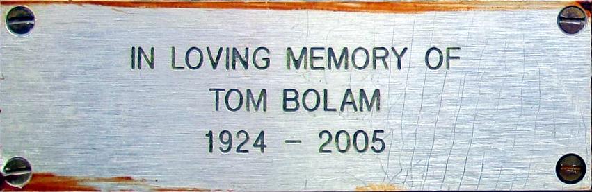 Tom Bolan