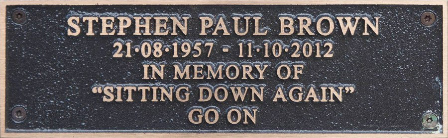 Stephen Paul Brown