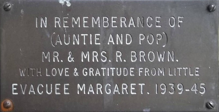 Mr. and Mrs. R. Brown