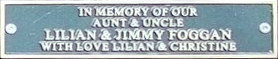Lillian and Jimmy Foggan