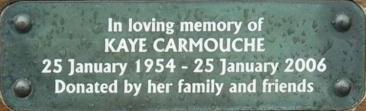 Kaye Carmouche
