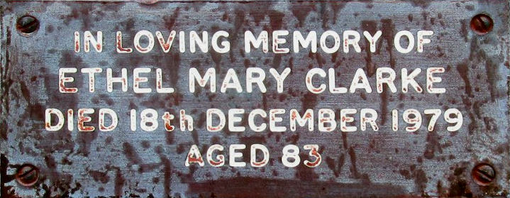 Ethel Mary Clarke