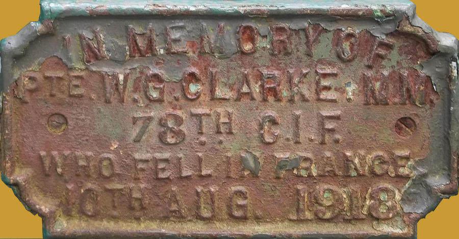 W. G. Clarke