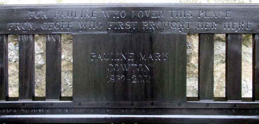 Pauline Mary Cowton