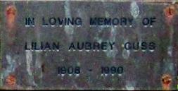 Lilian Aubrey Cuss