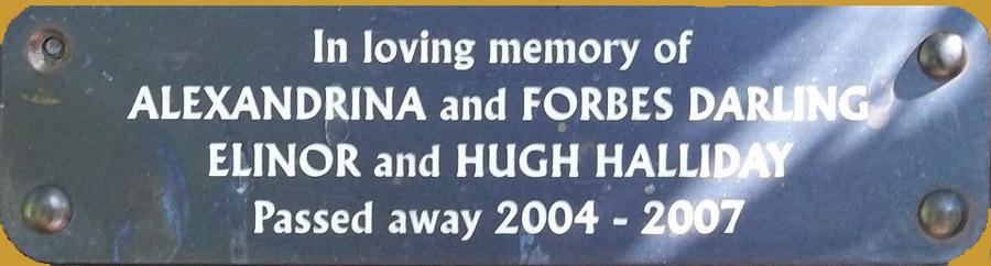 Elinor and Hugh Halliday