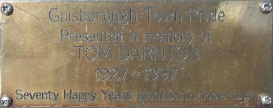 Tom Darnton