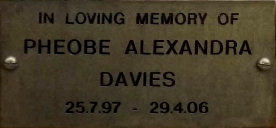 Pheobe Alexandra Davies