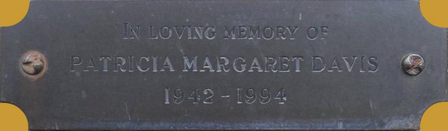 Patricia Margaret Davis