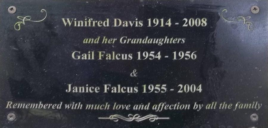 Winifred Davis