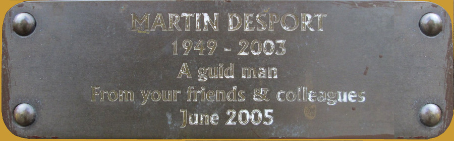 Martin Desport