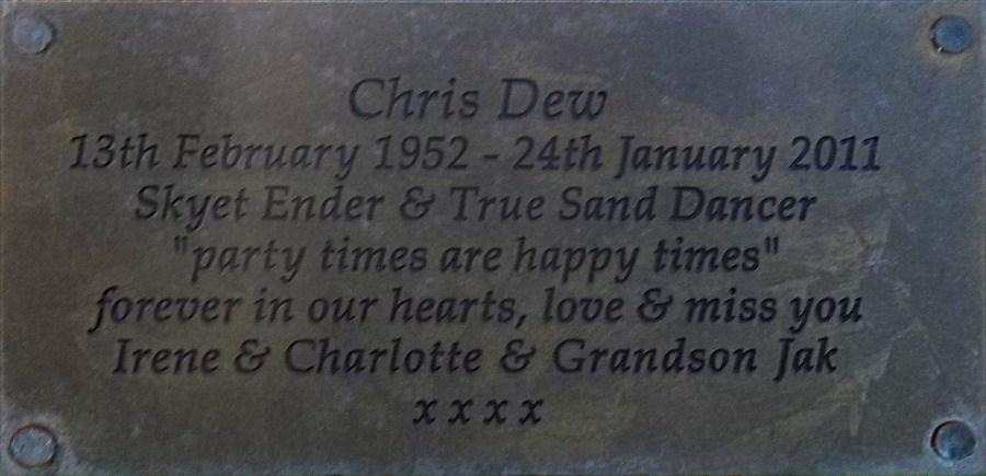Chris Dew