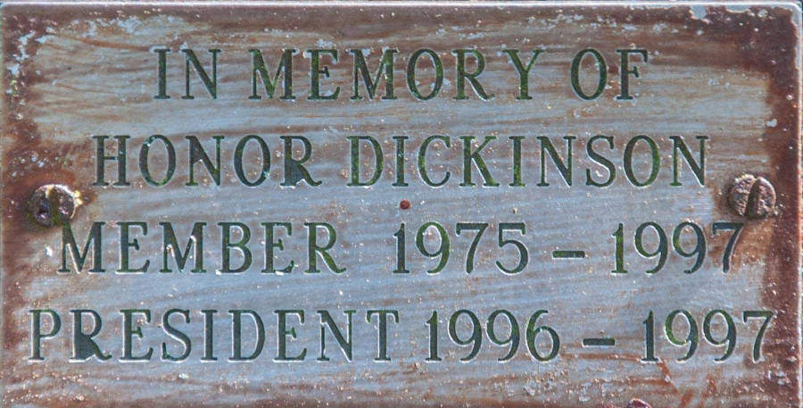 Honor Dickinson