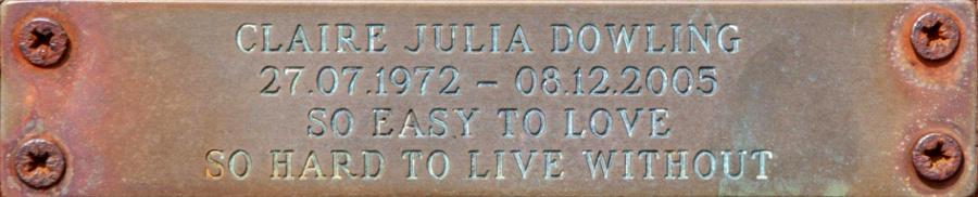 Claire Julia Dowling