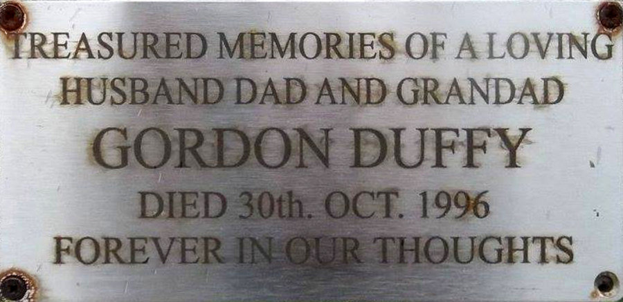 Gordon Duffy