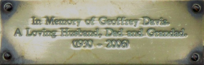 Geoffrey Davis