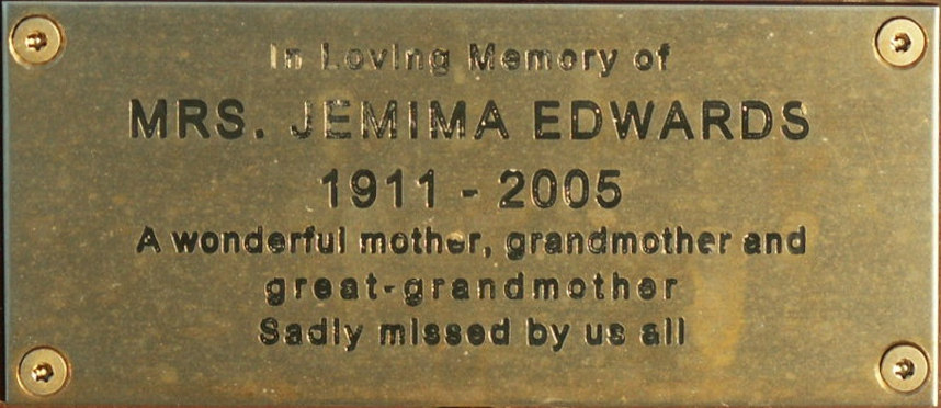 Jemima Edwards