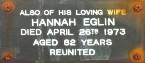 Hannah Eglin