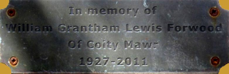 William Grantham Lewis Forwood